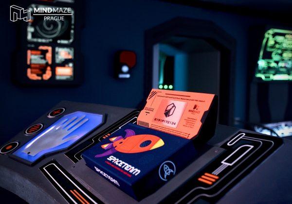Souprava astronauta ve výcviku
