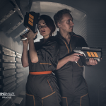 Galactic Pioneers úniková hra od MindMaze_01